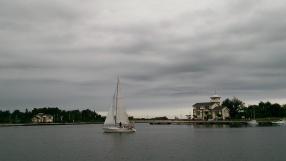 keel boat